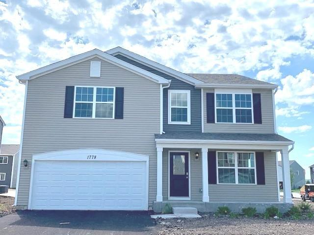 1778 Dempsey Circle, Pingree Grove, IL 60140 (MLS #10450131) :: The Perotti Group | Compass Real Estate