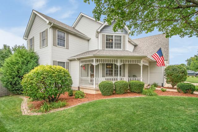 1209 Cassie Drive, Joliet, IL 60435 (MLS #10450145) :: Property Consultants Realty