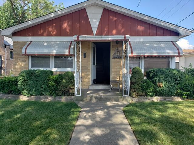 5045 S Keating Avenue, Chicago, IL 60632 (MLS #10450220) :: The Perotti Group | Compass Real Estate