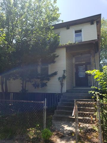 6420 S Normal Boulevard, Chicago, IL 60621 (MLS #10450241) :: Property Consultants Realty