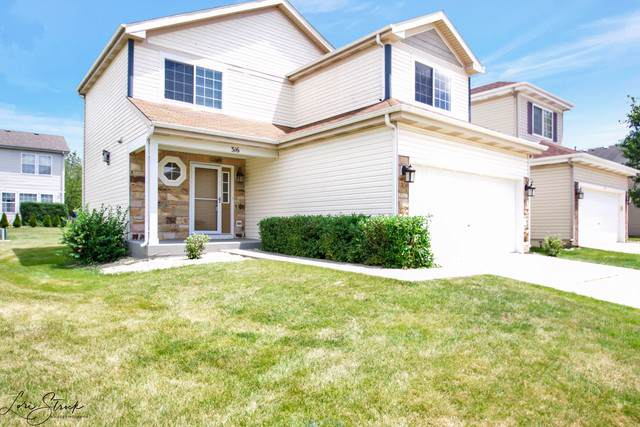 316 Waterbury Circle, Oswego, IL 60543 (MLS #10450242) :: The Wexler Group at Keller Williams Preferred Realty