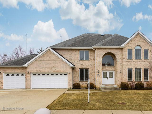801 Pony Lane, Northbrook, IL 60062 (MLS #10450333) :: Berkshire Hathaway HomeServices Snyder Real Estate