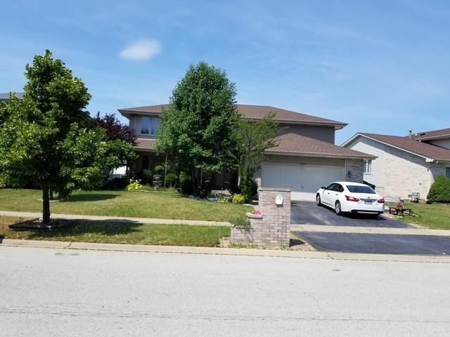 16418 Pepperwood Trail, Orland Hills, IL 60487 (MLS #10450342) :: Berkshire Hathaway HomeServices Snyder Real Estate
