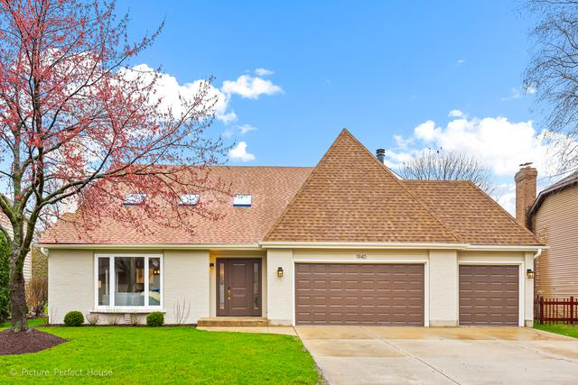 1940 Pleasant Hill Lane, Lisle, IL 60532 (MLS #10450436) :: Helen Oliveri Real Estate