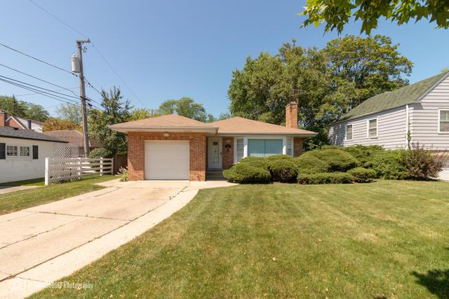 1020 Arthur Street, Park Ridge, IL 60068 (MLS #10450464) :: Berkshire Hathaway HomeServices Snyder Real Estate