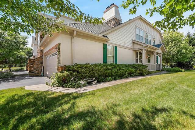 492 Bay Tree Circle #10, Vernon Hills, IL 60061 (MLS #10450505) :: Angela Walker Homes Real Estate Group