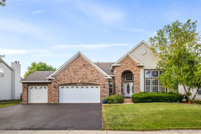 24902 Madison Street, Plainfield, IL 60544 (MLS #10450554) :: The Perotti Group | Compass Real Estate