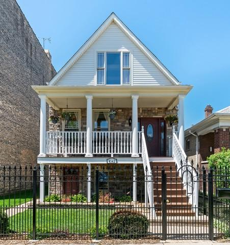 4142 N Troy Street, Chicago, IL 60618 (MLS #10450664) :: Property Consultants Realty