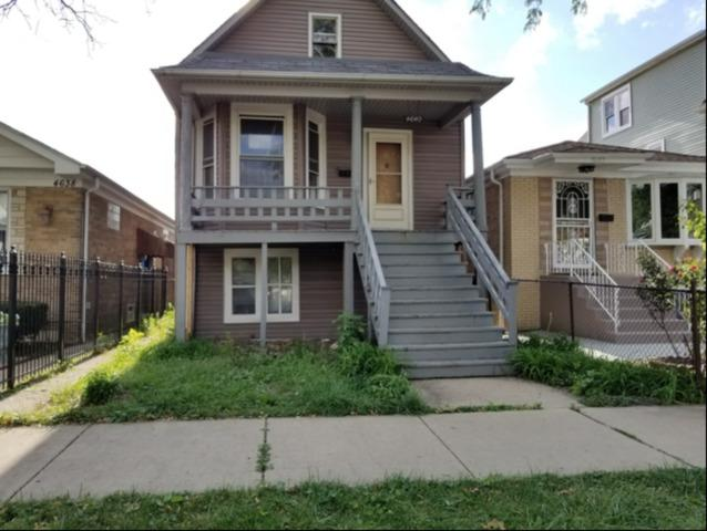 4640 N Harding Avenue, Chicago, IL 60625 (MLS #10450690) :: The Perotti Group   Compass Real Estate