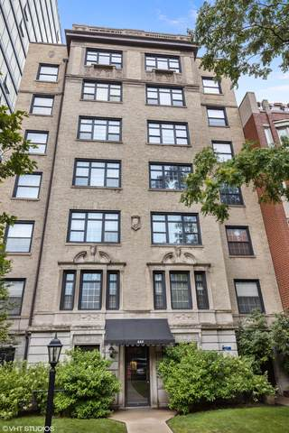 444 W Belmont Avenue 1B, Chicago, IL 60657 (MLS #10450706) :: The Perotti Group | Compass Real Estate