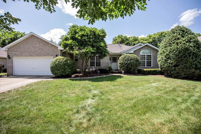 1205 Ryehill Drive, Joliet, IL 60431 (MLS #10450732) :: Lewke Partners