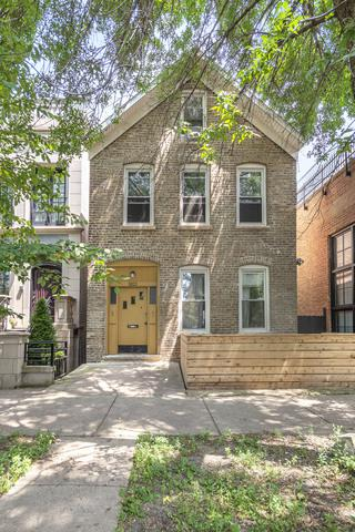 1821 N Wolcott Avenue, Chicago, IL 60622 (MLS #10450791) :: Property Consultants Realty