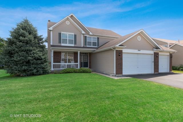 2942 Ellsworth Drive, Yorkville, IL 60560 (MLS #10450856) :: Berkshire Hathaway HomeServices Snyder Real Estate