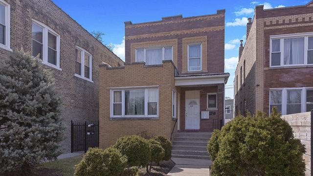 4312 N Milwaukee Avenue, Chicago, IL 60641 (MLS #10450905) :: Angela Walker Homes Real Estate Group
