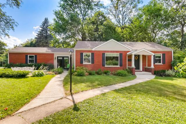 704 N Blanchard Street, Wheaton, IL 60187 (MLS #10451089) :: The Perotti Group   Compass Real Estate