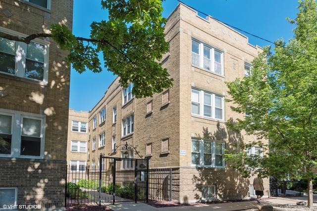 4728 N Kenneth Avenue 1E, Chicago, IL 60630 (MLS #10451127) :: Property Consultants Realty