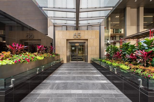 65 E Monroe Street #4722, Chicago, IL 60603 (MLS #10451154) :: Berkshire Hathaway HomeServices Snyder Real Estate