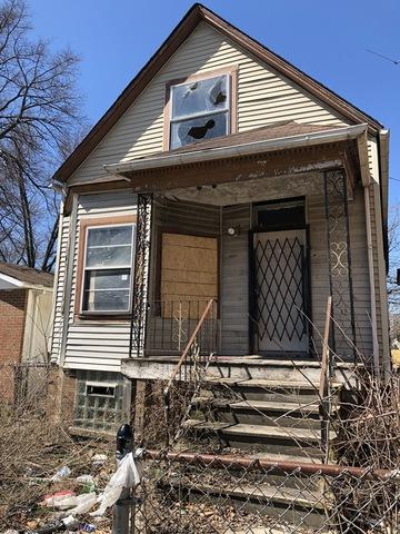 5956 S Honore Street, Chicago, IL 60636 (MLS #10451262) :: Property Consultants Realty