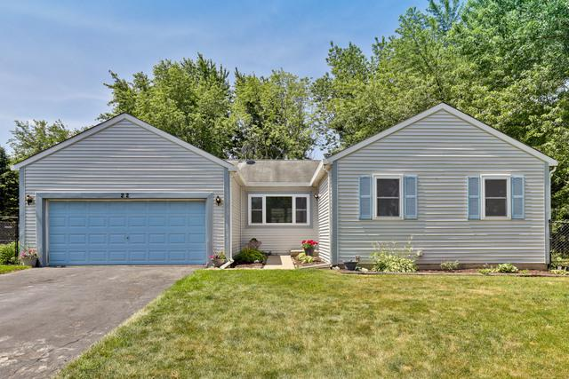 22 Manchester Court, Streamwood, IL 60107 (MLS #10451277) :: The Wexler Group at Keller Williams Preferred Realty