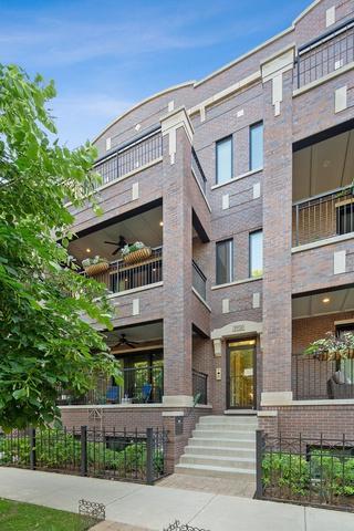 3950 N Hoyne Avenue 2S, Chicago, IL 60618 (MLS #10451281) :: The Mattz Mega Group