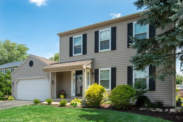 1S741 Manchester Lane, Warrenville, IL 60555 (MLS #10451313) :: The Wexler Group at Keller Williams Preferred Realty