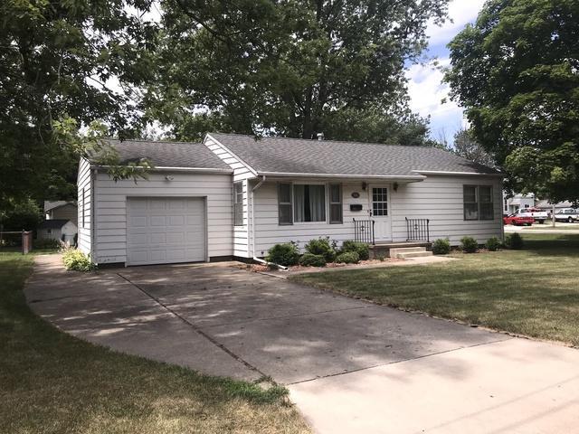 501 Gray Drive, Gibson City, IL 60936 (MLS #10451342) :: Ryan Dallas Real Estate