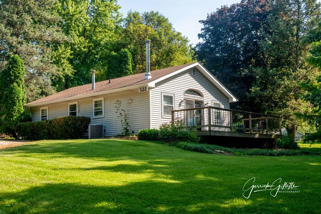 522 Holiday Drive, Lake Holiday, IL 60552 (MLS #10451389) :: The Perotti Group | Compass Real Estate