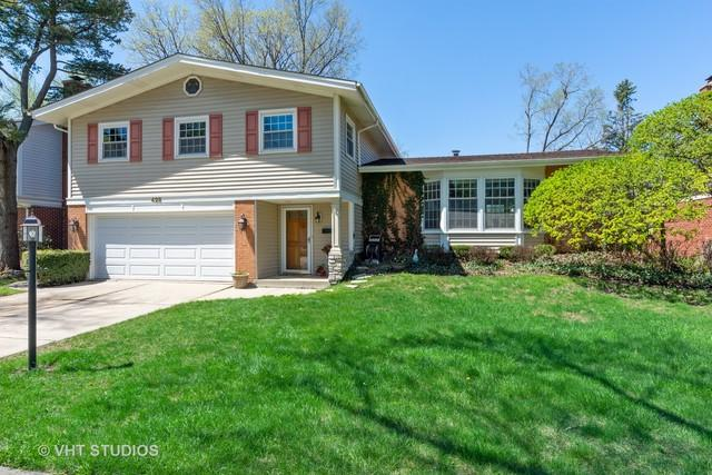 428 S Patton Avenue, Arlington Heights, IL 60005 (MLS #10451402) :: Berkshire Hathaway HomeServices Snyder Real Estate