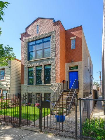 1938 W Huron Street, Chicago, IL 60622 (MLS #10451408) :: The Mattz Mega Group