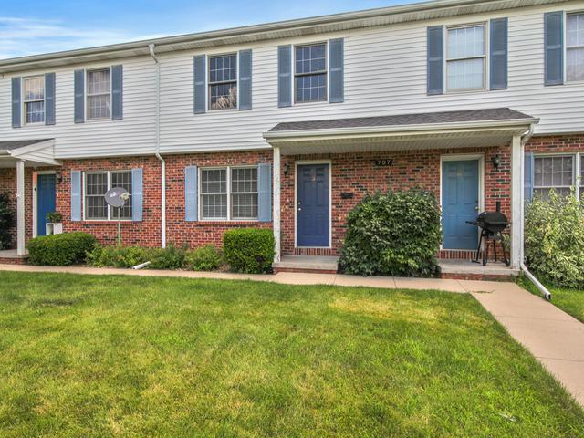 707 N Golfcrest Road #3, Normal, IL 61761 (MLS #10451426) :: Berkshire Hathaway HomeServices Snyder Real Estate