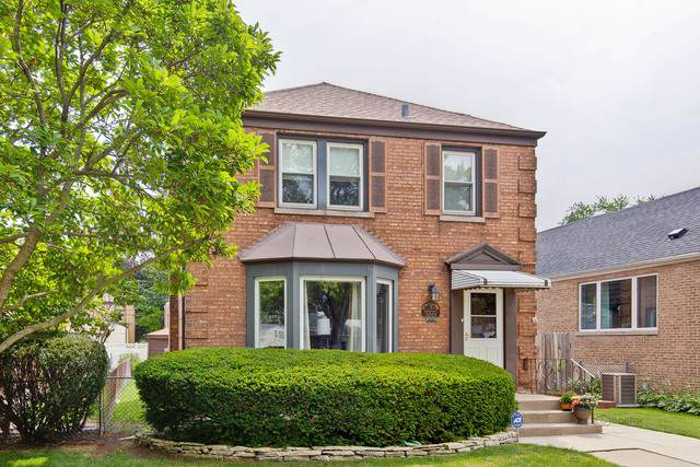3019 N 79TH Avenue, Elmwood Park, IL 60707 (MLS #10451466) :: The Perotti Group | Compass Real Estate