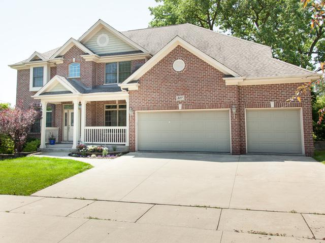 807 W Cornell Avenue, Palatine, IL 60067 (MLS #10451488) :: Baz Realty Network | Keller Williams Elite