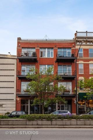 1344 W Madison Street #402, Chicago, IL 60607 (MLS #10451543) :: Lewke Partners
