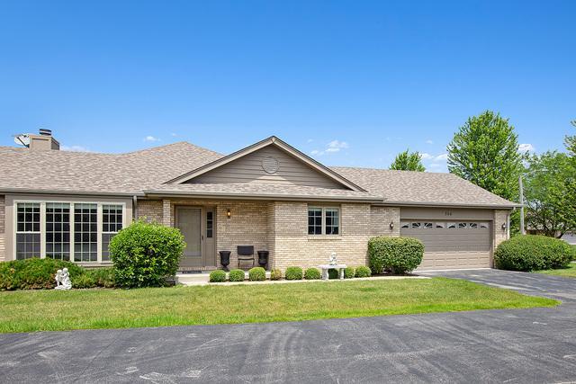 344 S Woodward Street, Beecher, IL 60401 (MLS #10451545) :: Ryan Dallas Real Estate