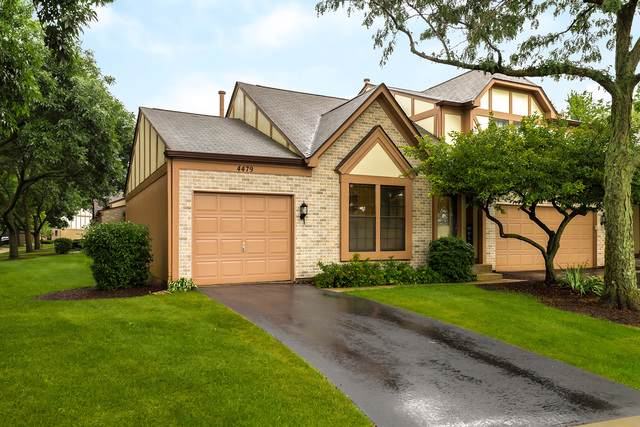 4479 Olmstead Drive, Hoffman Estates, IL 60192 (MLS #10451601) :: The Dena Furlow Team - Keller Williams Realty