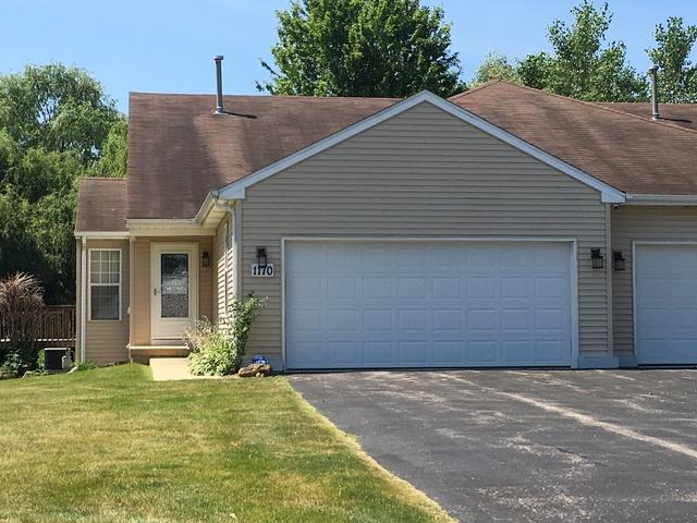 1170 Pond Point Road #1170, Woodstock, IL 60098 (MLS #10451622) :: Berkshire Hathaway HomeServices Snyder Real Estate