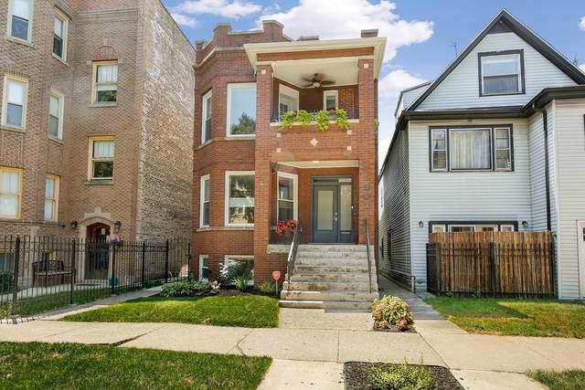 4308 N Francisco Avenue, Chicago, IL 60618 (MLS #10451631) :: Ani Real Estate