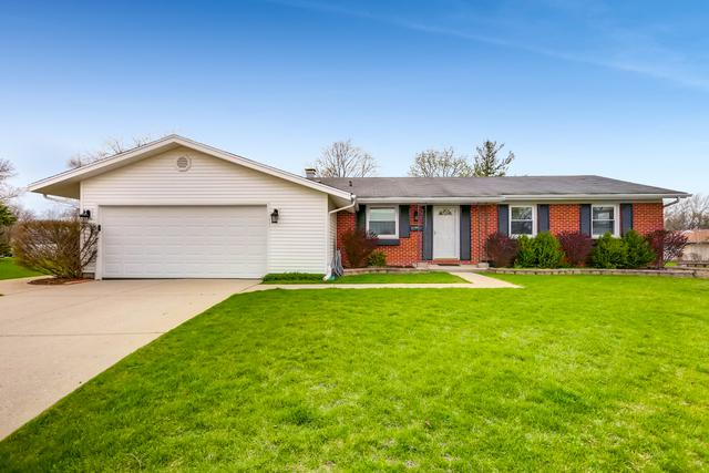 3690 Winston Place, Hoffman Estates, IL 60192 (MLS #10451654) :: Berkshire Hathaway HomeServices Snyder Real Estate
