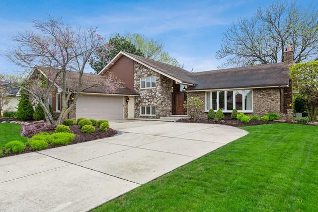 231 Rodgers Court, Willowbrook, IL 60527 (MLS #10451674) :: Berkshire Hathaway HomeServices Snyder Real Estate