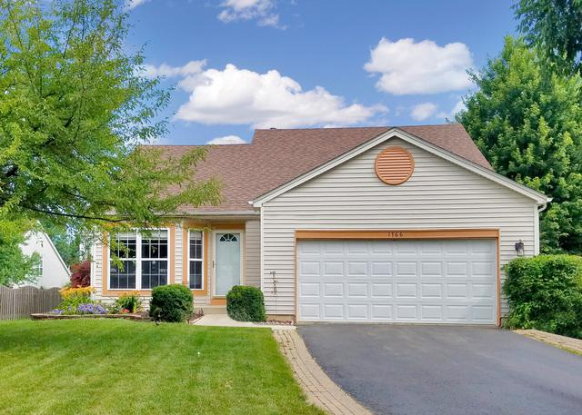 1766 Hawthorne Court, Romeoville, IL 60446 (MLS #10451677) :: Property Consultants Realty