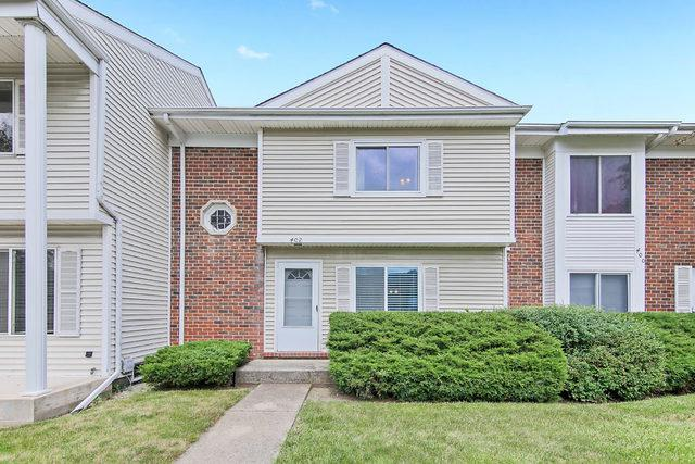 402 Standish Court, Bolingbrook, IL 60440 (MLS #10451778) :: Berkshire Hathaway HomeServices Snyder Real Estate