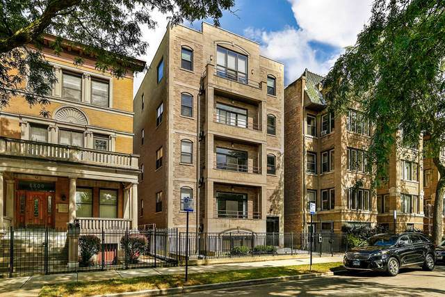 4815 S King Drive #1, Chicago, IL 60615 (MLS #10451812) :: Baz Realty Network | Keller Williams Elite