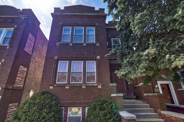 1824 Clarence Avenue, Berwyn, IL 60402 (MLS #10451821) :: Berkshire Hathaway HomeServices Snyder Real Estate