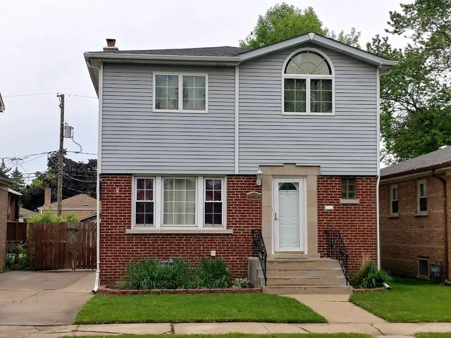 9114 S Sawyer Avenue, Evergreen Park, IL 60805 (MLS #10451832) :: The Perotti Group | Compass Real Estate