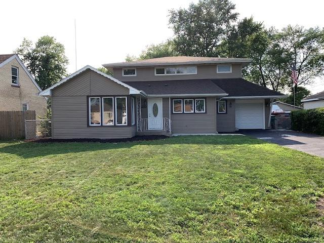 7964 Lavergne Avenue, Burbank, IL 60459 (MLS #10451837) :: Property Consultants Realty