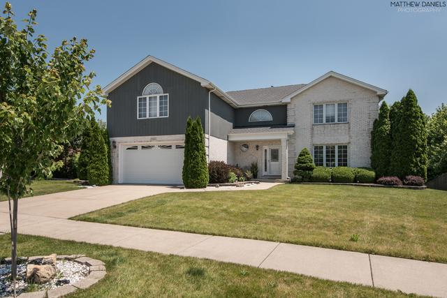 12821 Falcon Court, Lemont, IL 60439 (MLS #10451871) :: Berkshire Hathaway HomeServices Snyder Real Estate