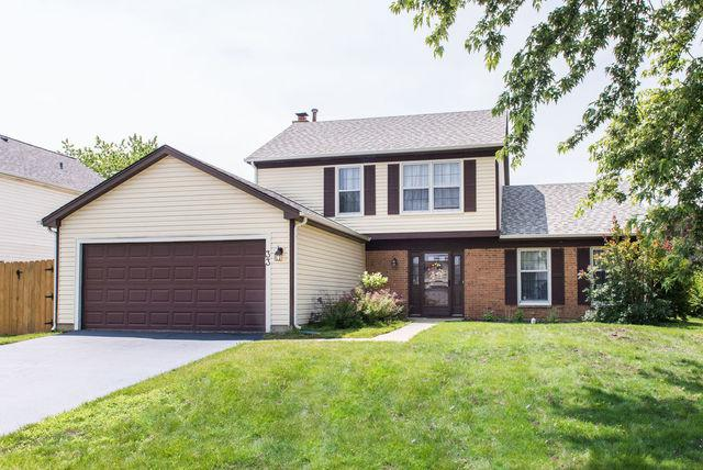 33 Oriole Lane, Glendale Heights, IL 60139 (MLS #10451888) :: Berkshire Hathaway HomeServices Snyder Real Estate