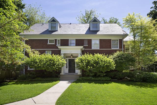 2407 Bennett Avenue, Evanston, IL 60201 (MLS #10451905) :: Berkshire Hathaway HomeServices Snyder Real Estate