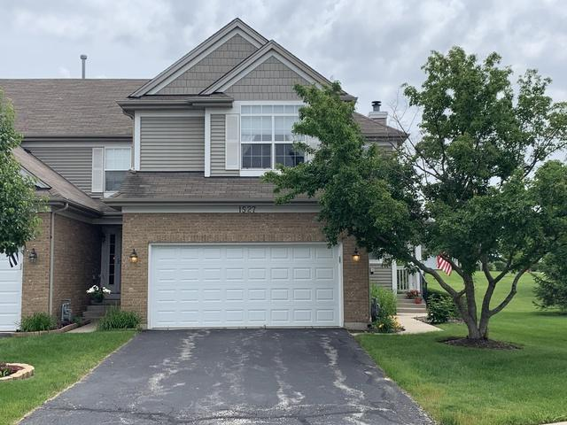 1527 Glacier Circle, Crystal Lake, IL 60014 (MLS #10451936) :: Berkshire Hathaway HomeServices Snyder Real Estate