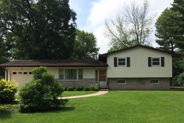 7 Cherry Lane, VILLA GROVE, IL 61956 (MLS #10451994) :: Ryan Dallas Real Estate